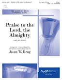 Praise to the Lord the Almighty - 3-6 Oct. w-opt. 3 Oct. Handchimes Cover Image