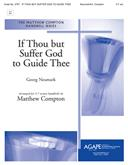 If Thou but Suffer God to Guide Thee - 3-7 Oct. Cover Image