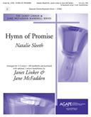 Hymn of Promise - 3-5 Oct. +D8 w-opt. 3 Oct. Handchimes Cover Image