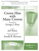 Crown Him with Many Crowns - 3-6 Oct. w-opt. Trumpet (B-flat and C) Cover Image