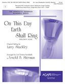 On This Day Earth Shall Ring - 3-6 Oct. w-opt. Perc. Cover Image
