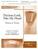 Precious Lord Take My Hand - 3-5 Oct. w-opt. 3-5 Oct. handchimes clarinet bas Cover Image