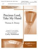 Precious Lord, Take My Hand - 3-5 Oct. w/opt. 3-5 Oct. handchimes, clarinet, b-D