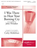 I Was There to Hear Your Borning Cry - 3-5 Oct. w-opt. 3-4 oct. Handchimes Cover Image