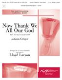 Now Thank We All Our God - 3-5 Oct. Cover Image