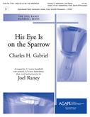 His Eye Is on the Sparrow-3-5 oct. Cover Image