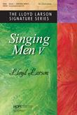 Singing Men Vol. 5 - Score Cover Image