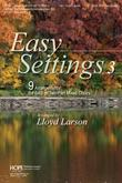 Easy Settings 3 - Score Cover Image