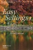 Easy Settings 3 - Score Cover Image