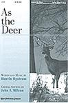 As the Deer - Two Part Mixed