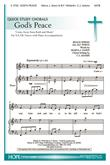 God's Peace - SATB Cover Image