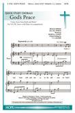 God's Peace - SATB-Digital Version