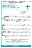 Purify My Heart (Refiner's Fire) - SATB Cover Image