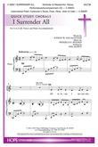 I Surrender All - SATB Cover Image