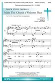 Make This Church a Welcome Place - SATB Cover Image