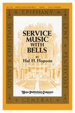 Service Music with Bells - SATB and Handbells Cover Image