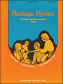 Heritage Hymns - large print songbook Cover Image