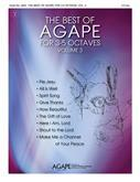 The Best of Agape for 3-5 Octaves, Vol. 3 -Digital Version