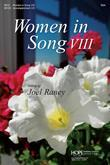 Women in Song 8 - Score Cover Image