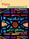 Piano Impressions for Worship Vol. 2 - Score Cover Image