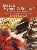 Today's Hymns and Songs 2 Instruments Vol. 2 Cover Image