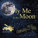 Fly Me to the Moon - The Agape Ringers CD Cover Image
