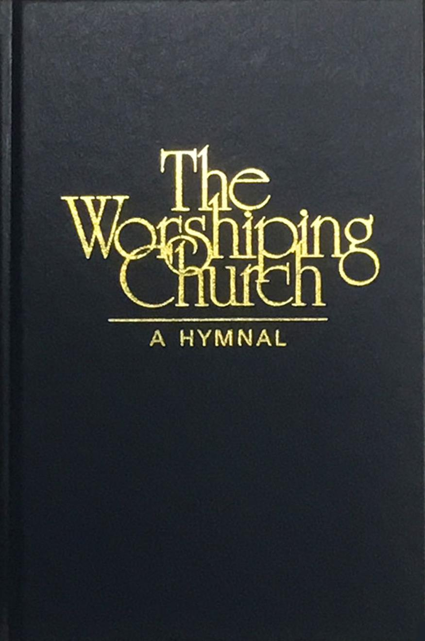 Worshiping Church The  - Blue Cover Image