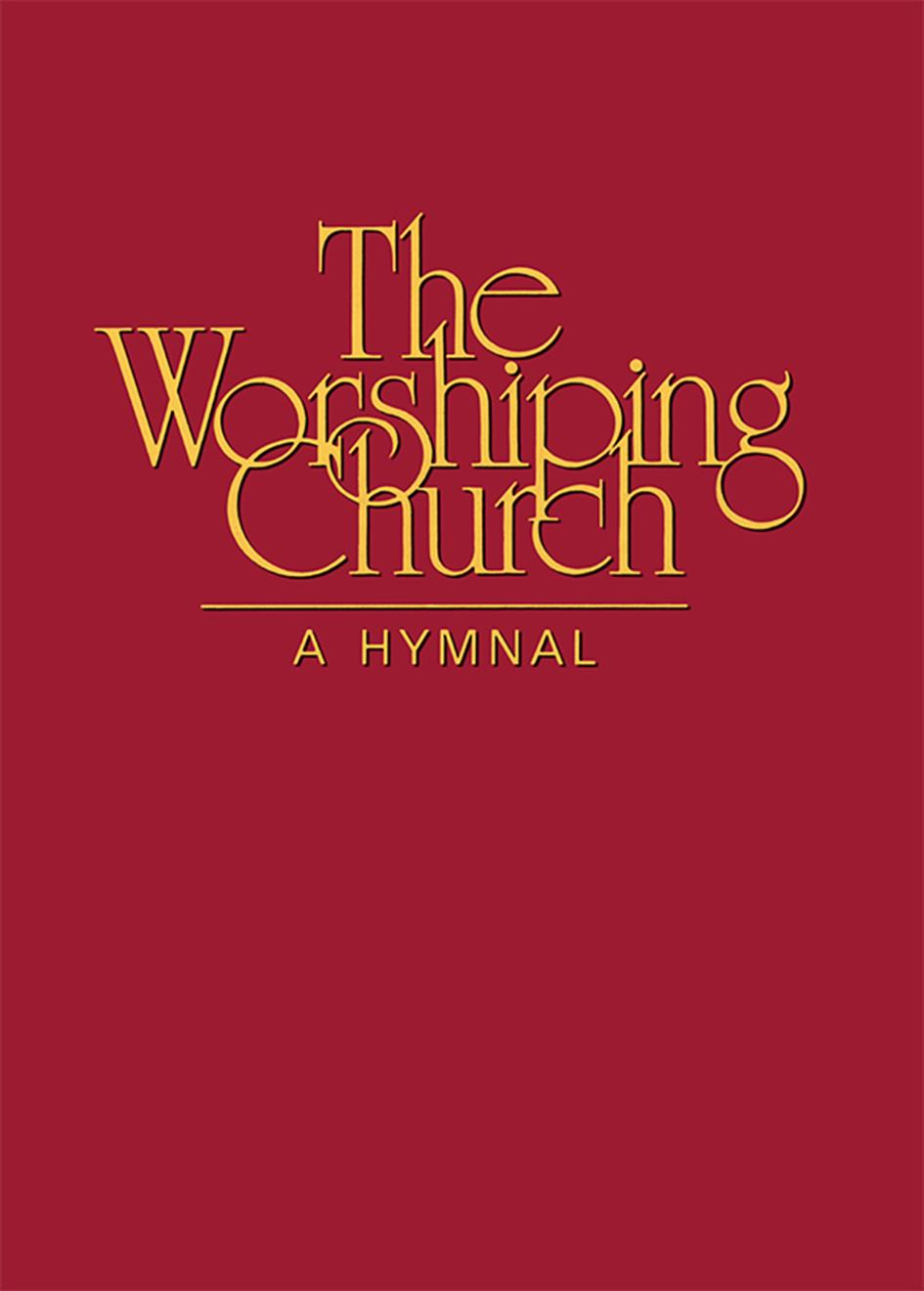 Worshiping Church The - Spiral Accomp. Ed. Cover Image