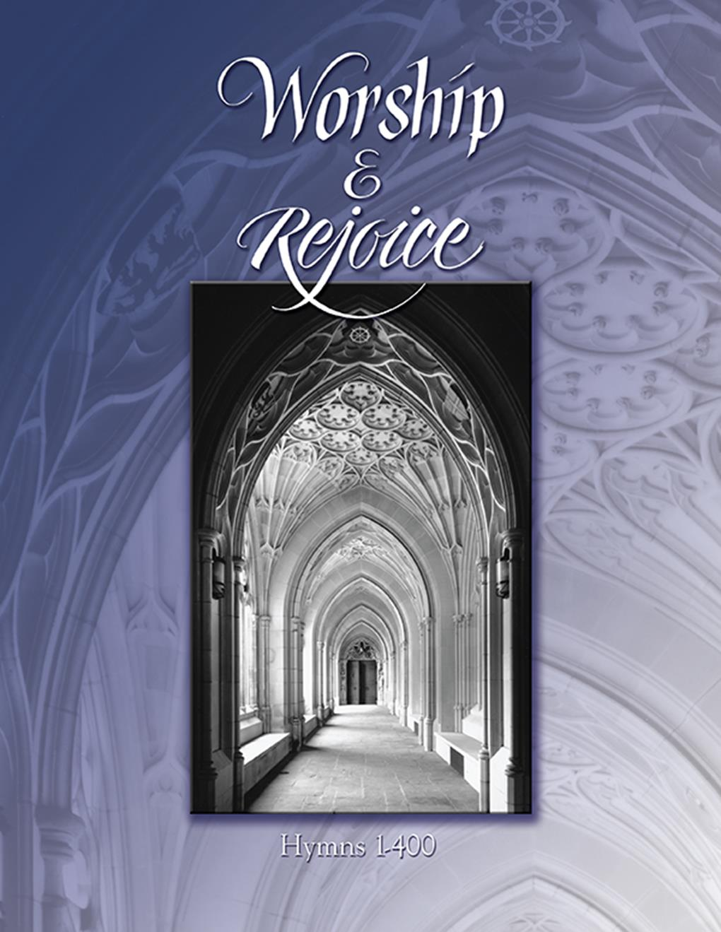 Worship and Rejoice - Accompaniment Cover Image
