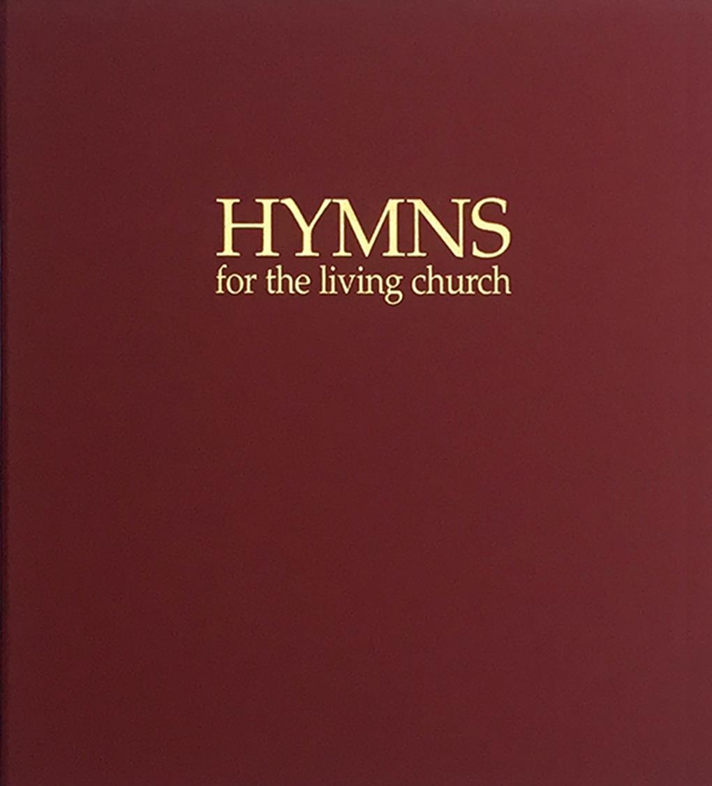 Hymns for the Living Church - Looseleaf Cover Image