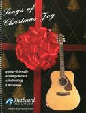 Songs of Christmas Joy w-CD for Guitar Cover Image