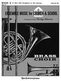 Ensemble Music for Church and School - Book 6/E-flat Horn