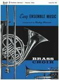 Easy Ensemble Music - Book 5 Trombone, Baritone (BC) - Part 3