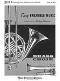 Easy Ensemble Music - Book 9 Baritone (TC), Tenor Sax