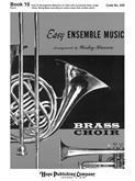 Easy Ensemble Music - Book 10 Tuba or Sousaphone
