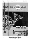 Ensemble Music for Church and School - Book 2/1st B-flat Trumpet