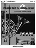 Ensemble Music for Church and School - Book 5/French Horn