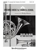 Ensemble Music for Church and School - Book 7/Baritone (TC) Tenor Sax