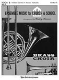 Ensemble Music for Church and School - Book 8/Trombone, Baritone (BC)