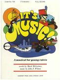 It's Music - Full Score Cover Image