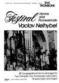 Festival Hymns and Processionals (Bk 4) 2nd Trombone