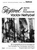 Festival Hymns and Processionals (Bk 6) Timpani