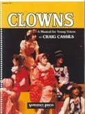 Clowns - Full Score Cover Image