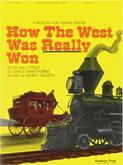 How the West Was Really Won - Score Cover Image