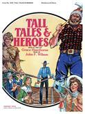 Tall Tales and Heroes - Full Score Cover Image