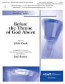 Before the Throne of God Above - 3-5 Oct.w/opt. 3-5 Oct. Handchimes-Digital