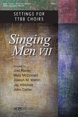 Singing Men Vol. 7 - Score Cover Image