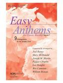 Easy Anthems Vol. 7 - Score Cover Image