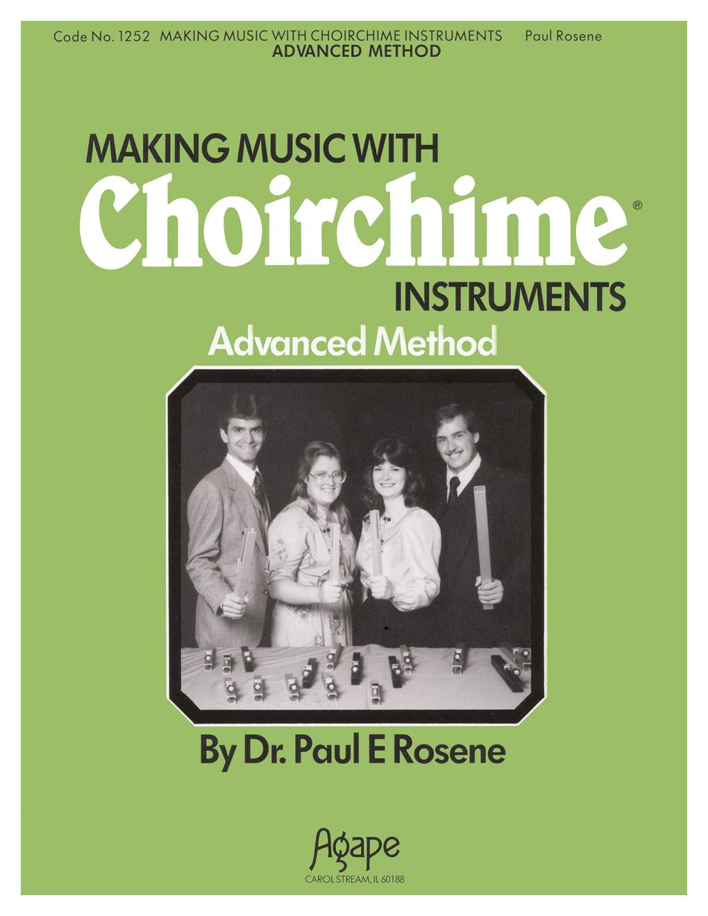 Making Music with Choirchimes - Advanced Method-Digital Version Cover Image