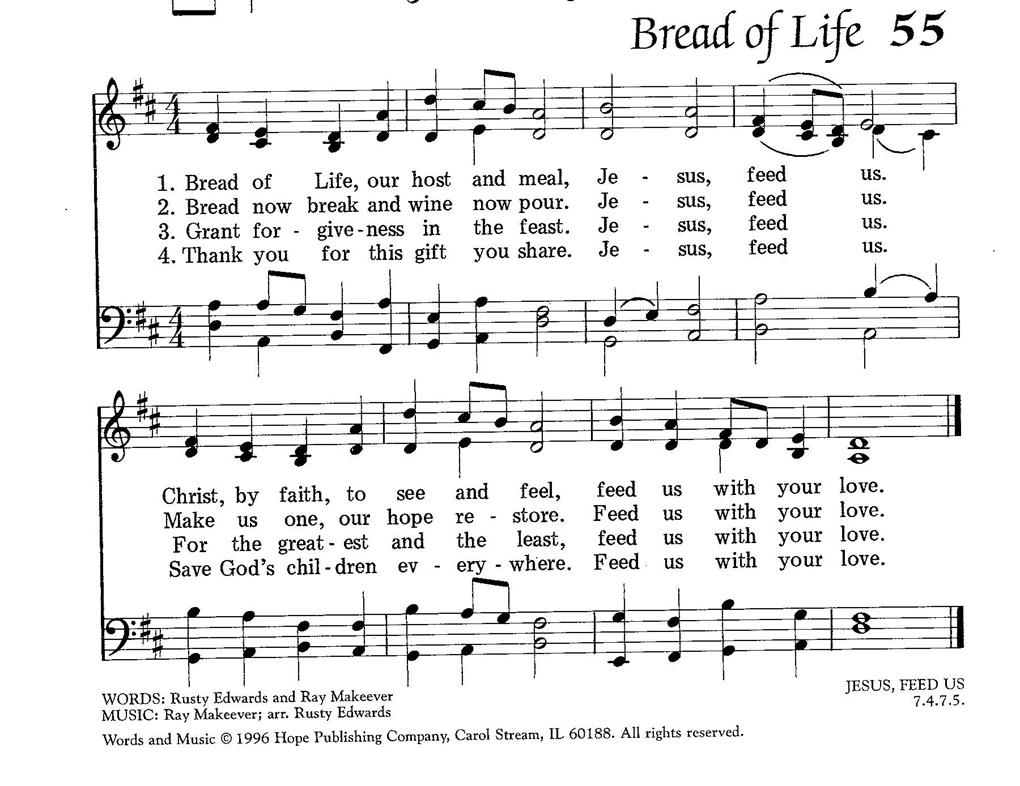 Bread of Life Cover Image